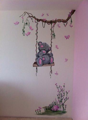 Special walls - Grijs muurschildering ...